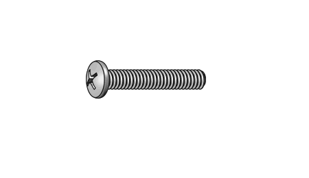pan machine screw